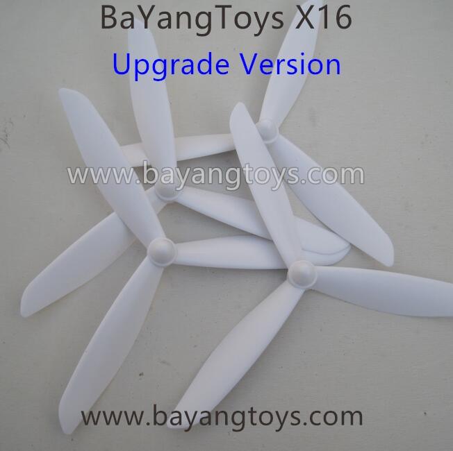 bayangtoys X16 Propellers Upgrade