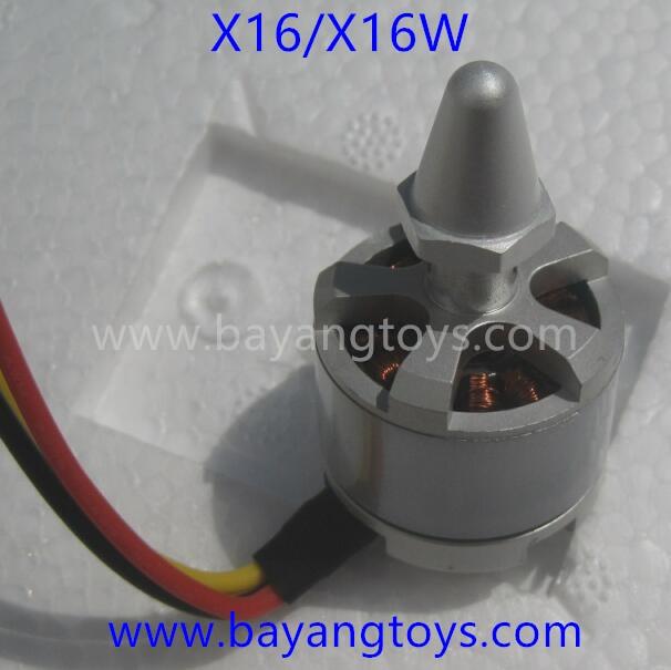 bayangtoys X16 FPV Drone motor