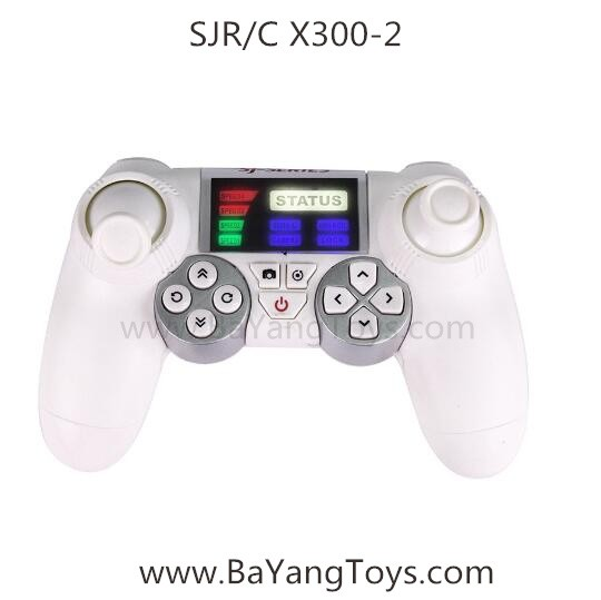 BaYangToys Quadcopter SJR C X Series X300 1 2 SJ R Drone Parts Controller