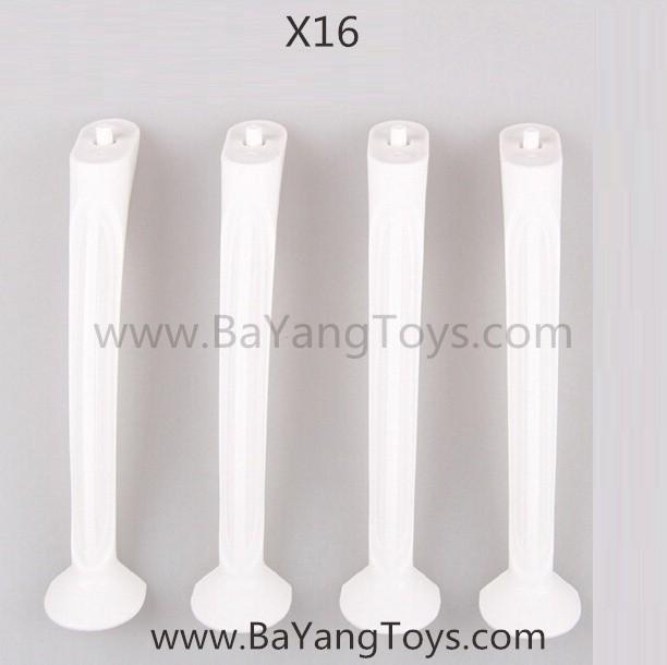 Bayangtoys X16 WIFI DRONE Landing Gear