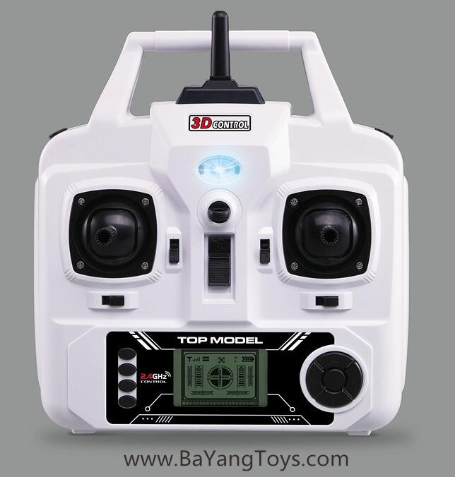 BaYangToys Quadcopter X15 RC Drone BY X15C Parts Transmitter
