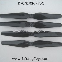 Kai Deng K70 SKY WARRIOR Quadcopter main Blades