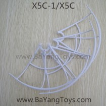 Bayangtoys X5C-1 Quadcopter parts protect ring