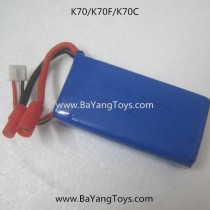 Kai Deng K70 K70 FPV Quadcopter battery