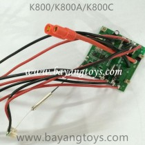 KOOME K800 Quadcopter max fly receiver board