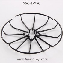 Bayangtoys X5C-1 Quadcopter protect frame