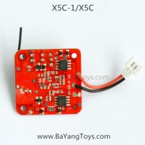 Bayangtoys X5C-1 Quadcopter pcb board
