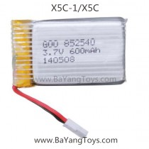 Bayangtoys X5C Quadcopter lipo battery