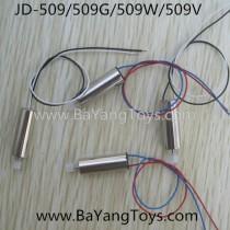Jin Xing Da JXD 509 509G Quadcopter motor