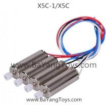 Bayangtoys X5C-1 Quadcopte motor kits