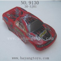 XINLEHONG TOYS 9130 Parts-Car Shell-Red