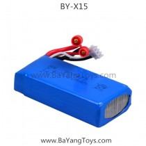 Bayangtoys X15 Quadcopter battery 2000mAh