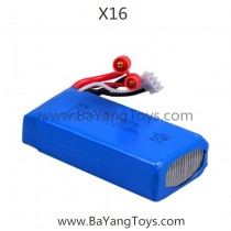 Bayangtoys X16 Battery Upgrade