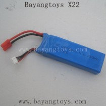 BAYANGTOYS X22 Parts Original Battery