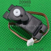 HBX 2098B Parts-Steering Servo