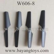 HUAJUN W606-8 Drone Blades