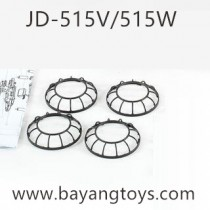 JinXingDa JD-515W 515V Quadcopter Propellers Guards