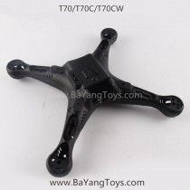SJRC T70CW Quadcopter body shell black