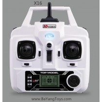 Bayangtoys X16 fpv drone transmitter top model