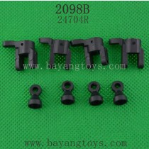 HBX 2098B Parts-Wheel Hub Carriers