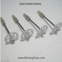 Helicute H09NL H09N GS-MAX Quadcoper big gear