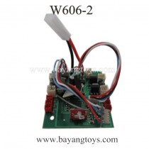 Huajun W606-2 Quadcopter Receiver Board