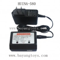 HUINA 580 EXCAVATOR Parts-Charger with Box