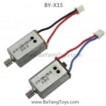 Bayangtoys X15 RC drone motor kits