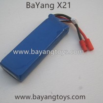 BayangToys X21 Drone Battery 11.1V 2200Mah