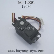HAIBOXING 12891 Parts-5-Wire Steering Servo 12030