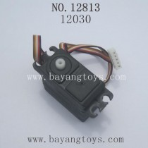 HBX 12813 SURVIVOR MT Parts-5-Wire Steering Servo 12030