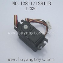 HBX 12811B 12811 Parts-5-Wire Steering Servo