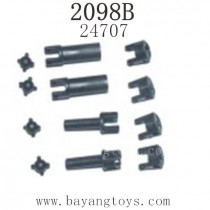 HBX 2098B Parts-Drive Shafts KITS