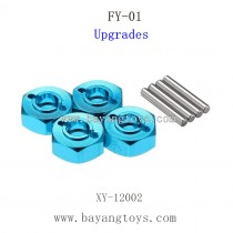 FEIYUE FY01 Upgrades Parts-Metal Hexagon Set