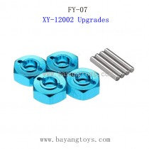 FEIYUE FY07 Upgrades Parts-Metal Hexagon Set