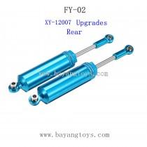 FEIYUE FY02 Upgrades Parts-Metal Rear Shock XY-12007