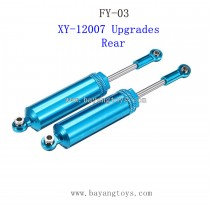 FEIYUE FY03 Upgrades Parts-Metal Rear Shock XY-12007
