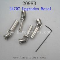 HBX 2098B Upgrades Parts-Metal Drive Shafts KITS