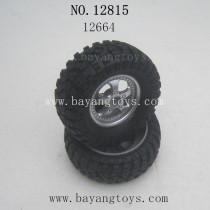 HAIBOXING 12815 Parts-Wheels Complete 12664