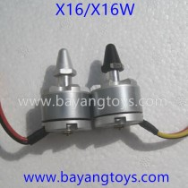 bayangtoys X16 X16W sky hunter motor