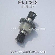 HBX 12813 SURVIVOR MT Parts-Diff. Gears Complete