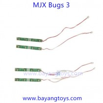 MJX Bugs 3 rc drone LED Light