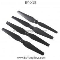 Bayangtoys X15 rc drone propeller