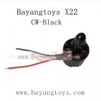 BAYANGTOYS X22 Parts Brushless Motor-CW