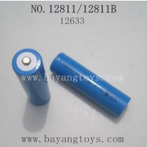 HBX 12811B 12811 Parts-Battery 3.7V 1500mAH 12633