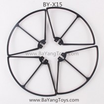 Bayangtoys X15 quadcopter protect frame