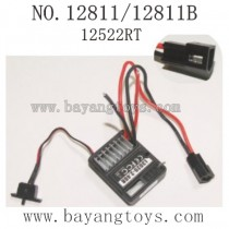 HBX 12811B 12811 Parts-ESC Receiver 12522RT