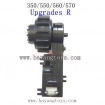 HUINA 350 550 560 570 EXCAVATOR Upgrades-R Drive Gearbox