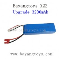 BAYANGTOYS X22 Parts Upgrade battery