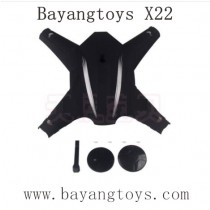 BAYANGTOYS X22 Parts Top Body Shell
